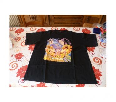 Photos Vivastreet Tee-shirt Saint Seiya manga japon TV série film ciné chevali