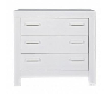 Photos Vivastreet Commode bois massif 3 tiroirs blanc