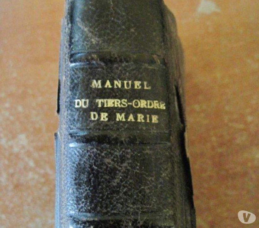 Photos Vivastreet Manuel Du Tiers-Ordre De Marie