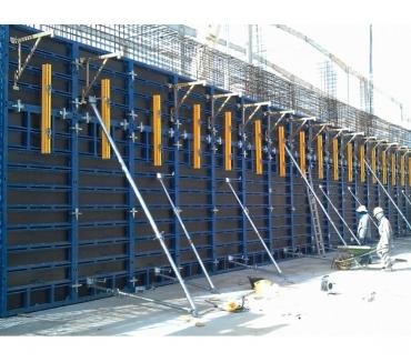 Photos Vivastreet Coffrage banche acier 552m², hauteur 3m