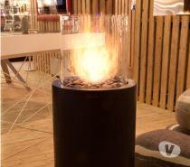 Photos Vivastreet Cheminée bio-ethanol TOTEM design indoor outdoor