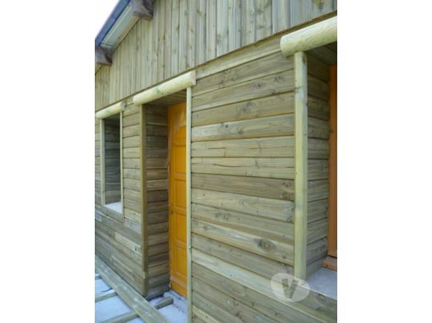 Clin a emboitement bardage bois prix pas cher 6 25 ht m2 for Bardage bois exterieur prix m2