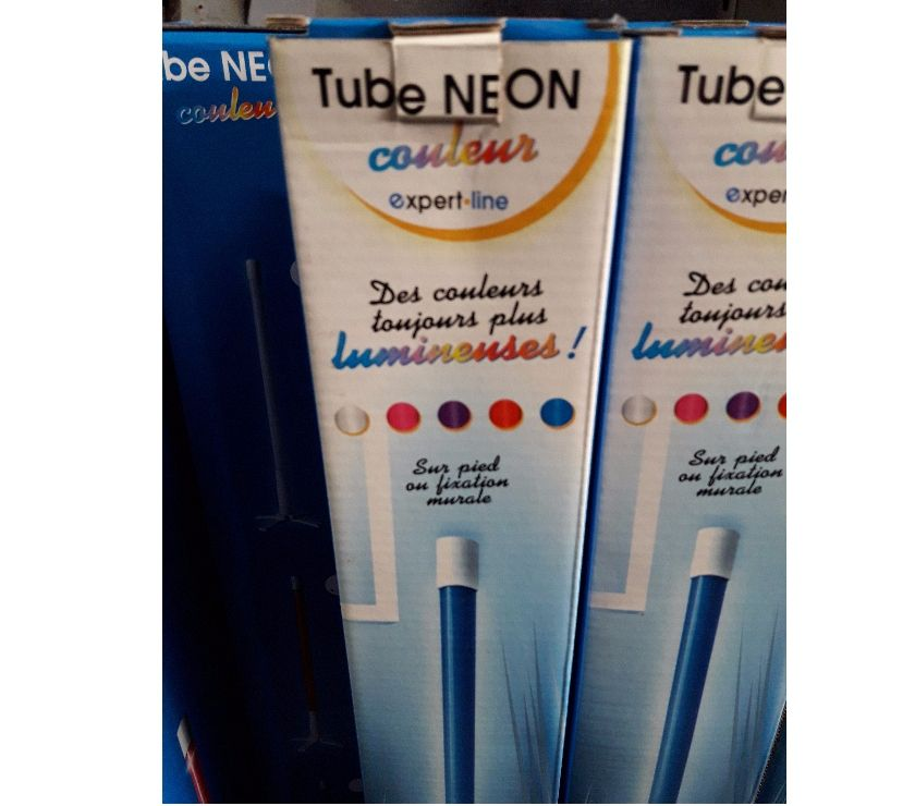 Tube Non De Diffrentes Couleurs  Thourotte    Dcoration