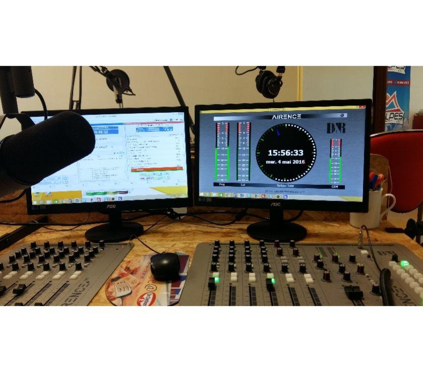 Photos Vivastreet Découvrez les coulisses d'une radio !