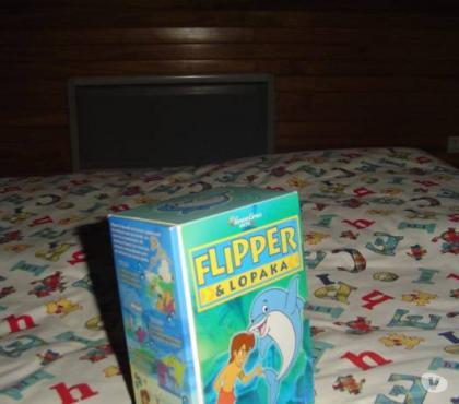 Photos Vivastreet Coffret 3 cassettes Flipper et Lopaka