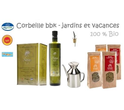 Photos Vivastreet Corbeille Héllénique bbk Jardins et Vacances 100 % Bio