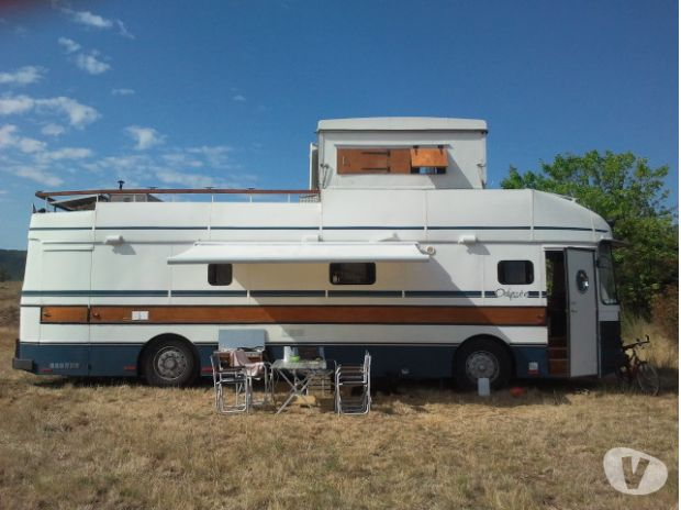 bus am nag camping car hors normes brignon 30190 camping car pas cher vivastreet. Black Bedroom Furniture Sets. Home Design Ideas
