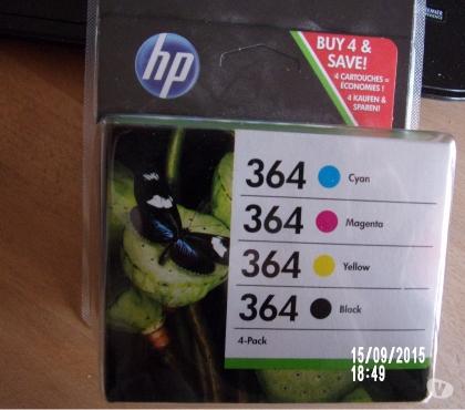 Photos Vivastreet Cartouches HP n° 364 (Photosmart, Deskjet, Officejet)