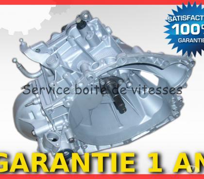 Photos Vivastreet Boite de vitesses Peugeot 406 2.0 16v BE4 BV5