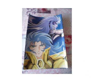 Photos Vivastreet LOT PosterS saint seya japon manga anime chevalier zodiaque