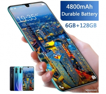 Photos Vivastreet SMARTPHONE FABRICATION HUAWEI P36 PRO BLEU ANDROID