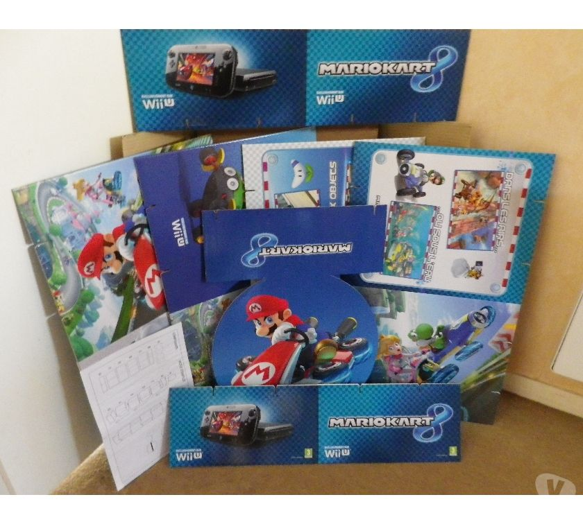 Photos Vivastreet Mario kart 8 Decotower