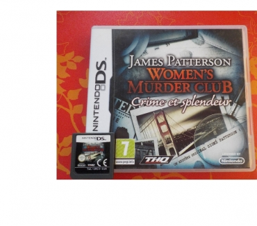 Photos Vivastreet Jeu DS Women's Murder Club James Patterson