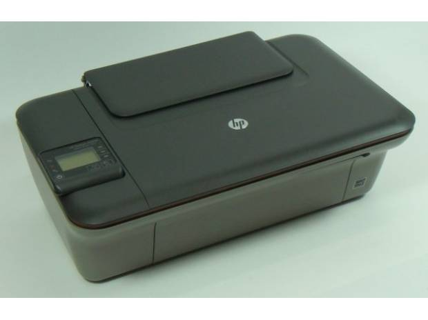 how to connect hp deskjet 3050a printer to wireless network