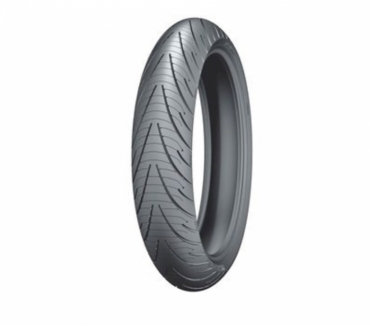 Photos Vivastreet Pneu 110 80 ZR 18 58W TL Pilot Road 3 f Michelin dot 2016