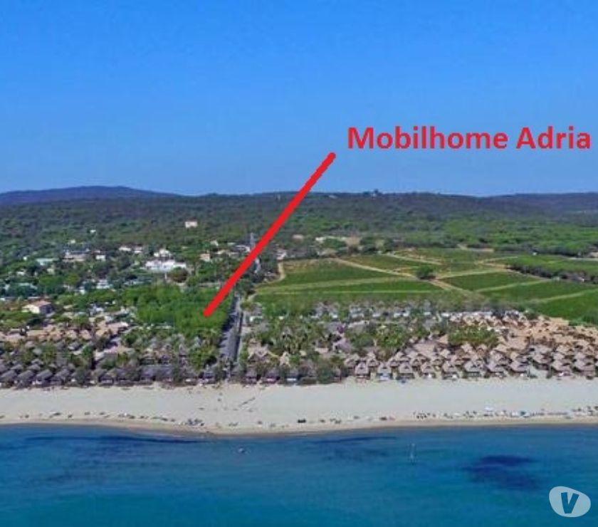Photos Vivastreet Mobilheims St Tropez, Frejus und St Aygulf plage, am Meer