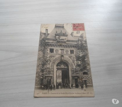 Photos Vivastreet carte postale de paris 75