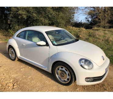Photos Vivastreet VW NEW BEETLE 2.0L TDI 140CV AN2013 - 1ère MAIN - 84000Kms