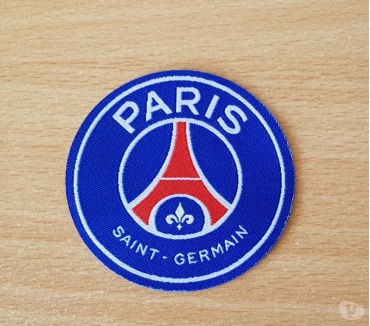 Photos Vivastreet ecusson tissu PSG paris saint germain 6,5 cm thermocollant