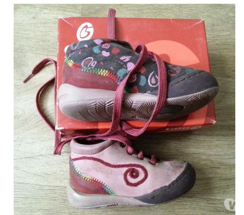 Photos Vivastreet chaussures petite fille viollette GBB taille 21
