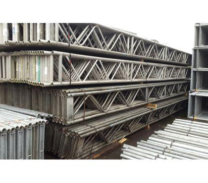 Photos Vivastreet Lot de poutres et structures en acier et alu d'occasion