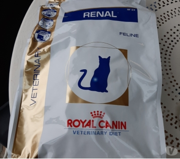 Photos Vivastreet Croquettes renal royal canin chat