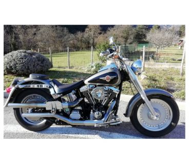 Photos Vivastreet HARLEY DAVIDSON FAT BOY 1340 MODÈLE 97 A CARBURATEUR