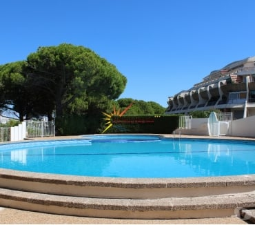 Photos Vivastreet Grand Studio 4 pers. Piscine WIFI parking proche de la plage