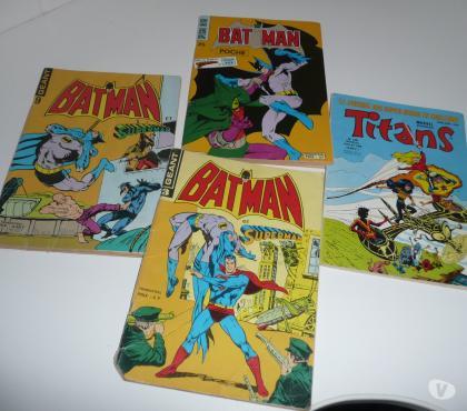 Photos Vivastreet BD BATMAN et TITAN