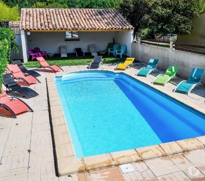 Photos Vivastreet gîtes climatisés avec piscine en drôme provençale