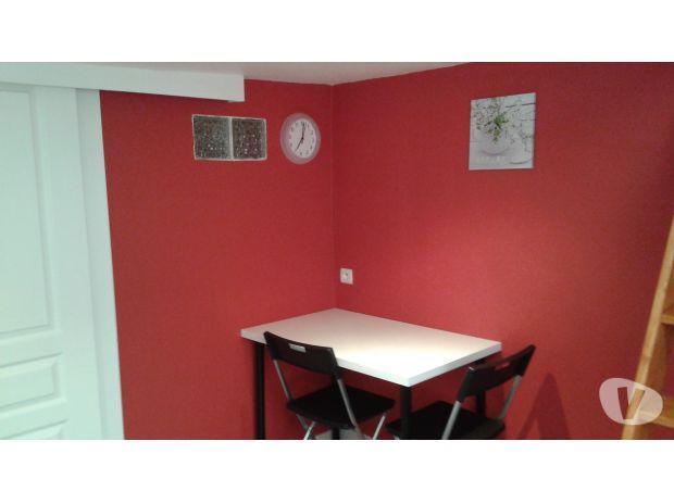 studio meubl courte dur e libre le 01 juillet 2015 lyon 69007 location meubl e. Black Bedroom Furniture Sets. Home Design Ideas