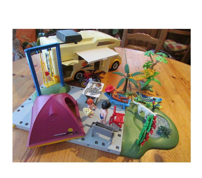 Jeux - Jouets Essonne Leuville sur Orge - 91310 - Photos Vivastreet camping car playmobil