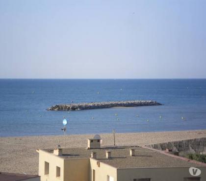 Photos Vivastreet valras location appartement standing vue sur mer imprenable