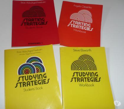 Photos Vivastreet Livres cours ANGLAIS STARTINGS STRATEGIES