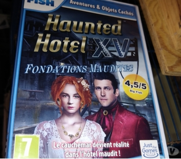 Photos Vivastreet Jeu pc hounted hotel