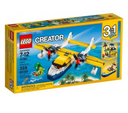 Photos Vivastreet LEGO Les aventures sur l'île 31064