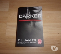Photos Vivastreet Livre de poche Darker El James (Neuf)