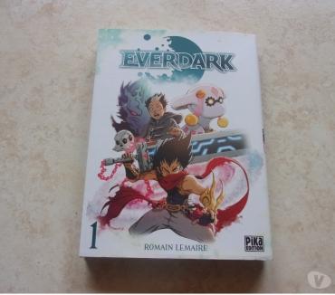 Photos Vivastreet Manga Everdark Tome 1 (Neuf)