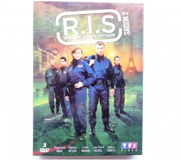 Photos Vivastreet DVD R.I.S police scientifique saison 2