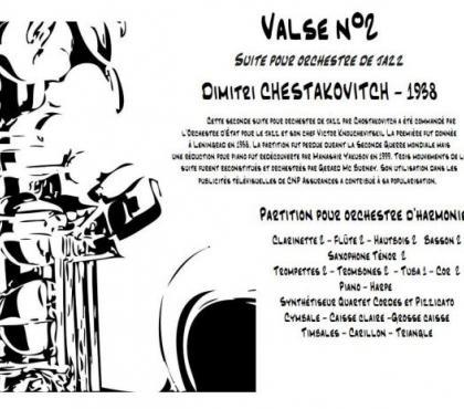 Photos Vivastreet Valse n°2 de Dimitri CHESTAKOVITCH - 1938