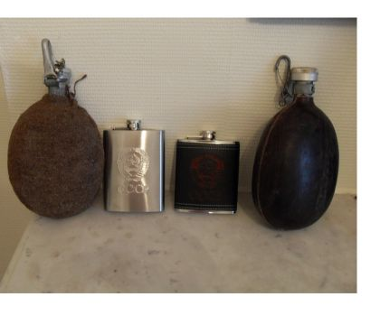 Photos Vivastreet Gourd et flasque URSS