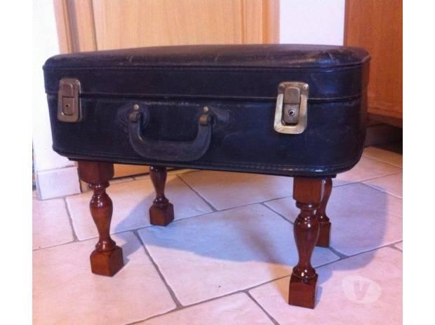 Table de nuit valise retro mod le unique amboise 37400 - Modele table de nuit ...