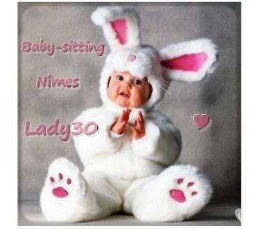 Photos Vivastreet BABY-SITTING , Garde d'enfants bébés , à N?MES