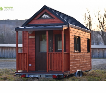 Photos Vivastreet Tiny House Verona, un mobil home