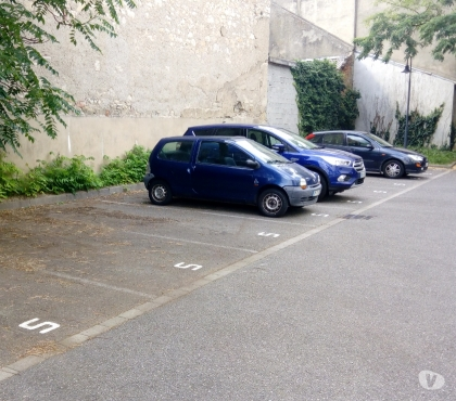 Photos Vivastreet Parking dans cour privative Mulhouse gare