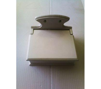 Photos Vivastreet Dévidoir papier toilette, bois laqué blanc