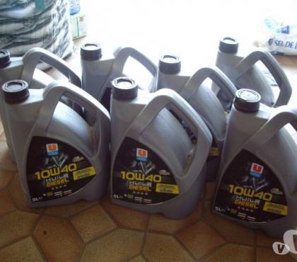 Photos Vivastreet Bidons d'Huile pour Diesel 10W40- neufs
