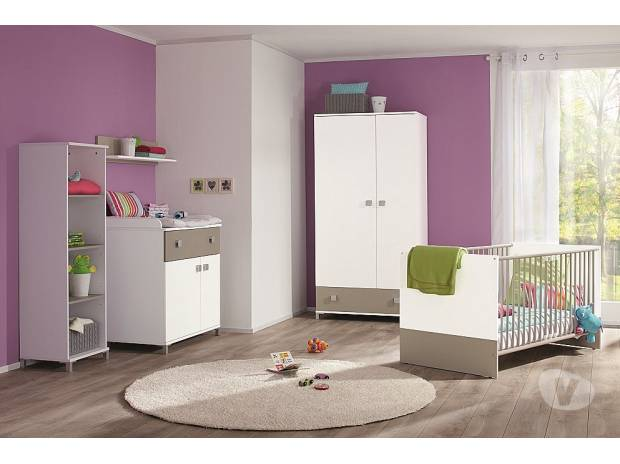 chambre bebe marlene paidi valence 26000 equipement. Black Bedroom Furniture Sets. Home Design Ideas