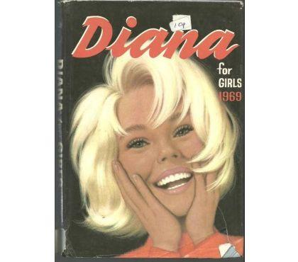 Photos Vivastreet DIANA FOR GIRLS Année 1969 (anglais)