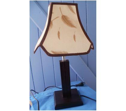 Photos Vivastreet Lampe de chevet en bois
